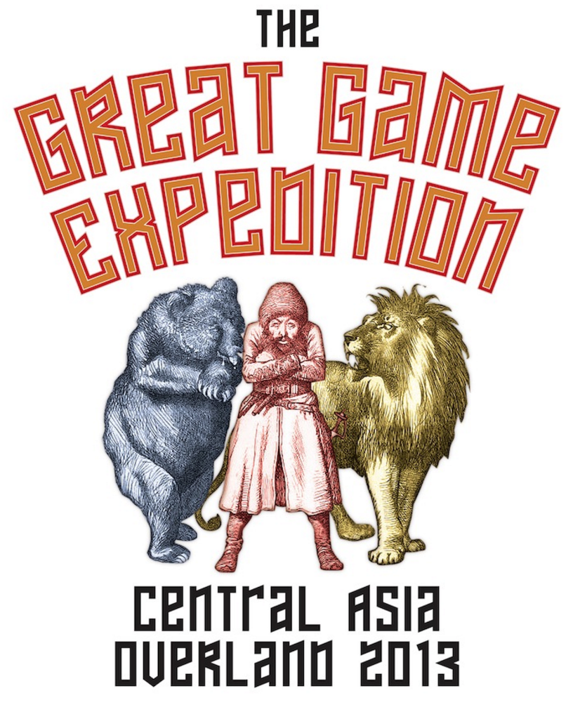 The Great Game Expedition